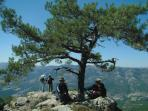 Self guided walking holiday in Andalucia, Spain