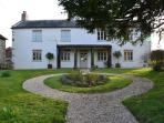 East Devon farmhouse bed & breakfast, near Honiton