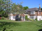 High Weald bed and breakfast cottage, England