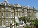 Ventnor self catering villa, England