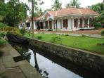 Kerala eco B&B farmstay, India