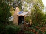 Tipee accommodation near Hobart, Tasmania