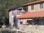 Ligurian Maritime Alps farmstay accommodation, Italy