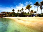 Grenada luxury beach resort in the Caribbean