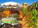 Marrakesh riad bed & breakfast, Morocco