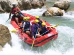 Dalaman River rafting tours, Turkey