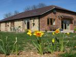 Kent Downs eco lodge near Maidstone, England