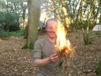 Bushcraft courses in Marlborough, England