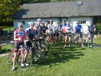 Surrey Hills guided cycling weekend, England