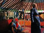 Mongolia cultural holiday, monasteries & homestays