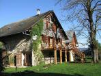 Chartreuse self catering accommodation, French Alps