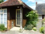 Chilterns rural holiday cottage, England