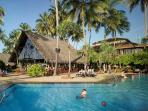Negombo eco friendly beach hotel in Sri Lanka
