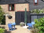 Kent Downs luxury holiday cottage, sleeps 9, England