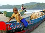 Sierra Leone beach & wildlife holiday