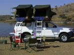 Namibia self drive roof top camping tour