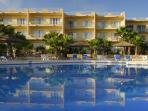 Gozo holiday apartments in Ghasri, Malta