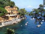 Italian Riviera walking holiday, self guided