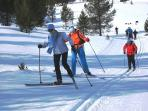 Independent cross country skiing holiday in Norway