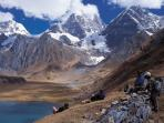Huayhuash circuit trek in Peru
