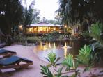 Luxury accommodation near Daintree, Australia