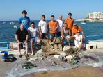 Gozo diving day trips, Malta
