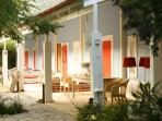 Alentejo country hotel and restaurant, Portugal