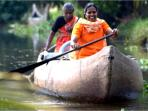 Kerala culture and backwaters holiday, India