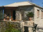 Peloponnese budget self catering cottage, Greece