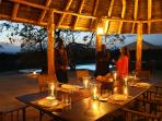 Luxury safari and bush camp in Kenya