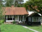 Leith Hill bunkhouse accommodation, Surrey, England
