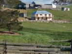 Derwnet Valley luxury accommodation in Tasmania, Australia