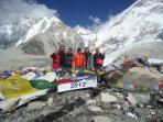 Private tailor made trek to Everest base camp