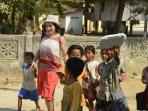 Cambodia orphanage and community projects