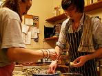 Organic cooking course in Scotland