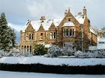 Christmas retreat in Scotland