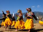 Small group tour of Bhutan