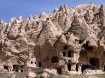 Cappadocia walking holiday in Turkey