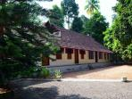 Kerala homestay accommodation, India