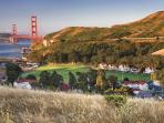 San Francisco Bay luxury hotel, Cailfornia