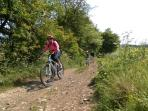 Peak District mountain biking weekends