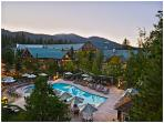 Tenaya luxury lodge at Yosemite, California, USA