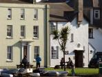 St Mary's self catering apartments, Isles of Scilly, England