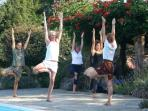 Yoga holiday in Tuscany, Italy