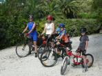 Family cycling holidays in Spain