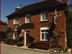 Little Missenden pub with rooms, The Chilterns, England