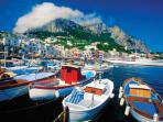 Amalfi to Procida sailing holiday, Italy