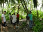Maldives conservation volunteering