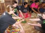 Volunteering in Malaysia, rainforest experience