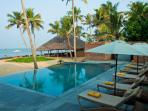 Kerala Ayurveda beach resort, India